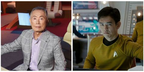 Why George Takei Didn't Want Sulu to Be Gay in the New Star Trek Movie