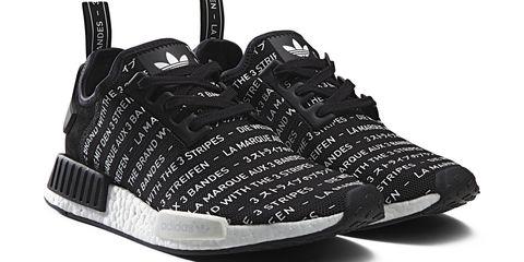 Product, Shoe, Athletic shoe, White, Style, Carmine, Black, Grey, Monochrome, Walking shoe,