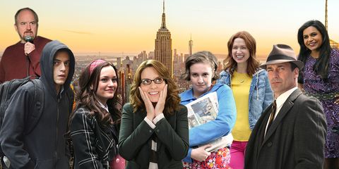 Best TV Shows Based in New York — Louie, Broad City, 30 Rock and