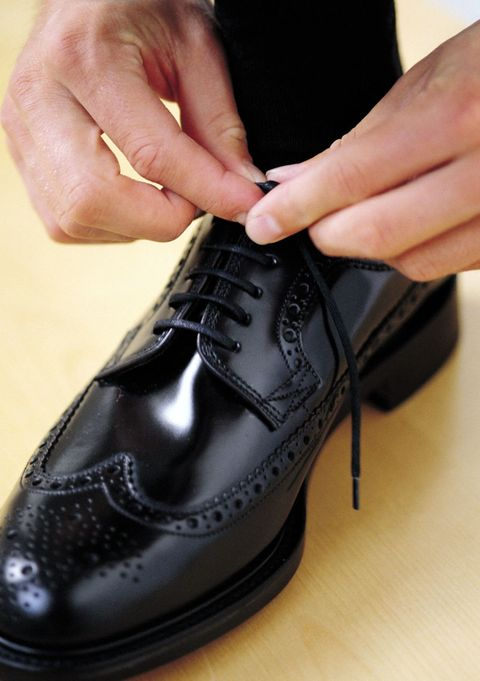 17a4367b44b Here's How to Shine Your Shoes Like a Pro