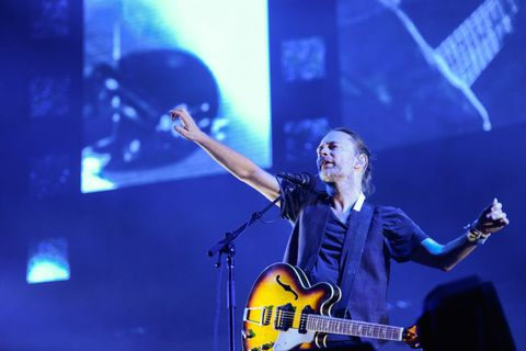 This Is the Closest You'll Get to a Radiohead Show This Summer