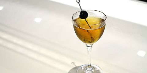 This Cocktail Was Once as Popular as the Martini. And Then It Disappeared.