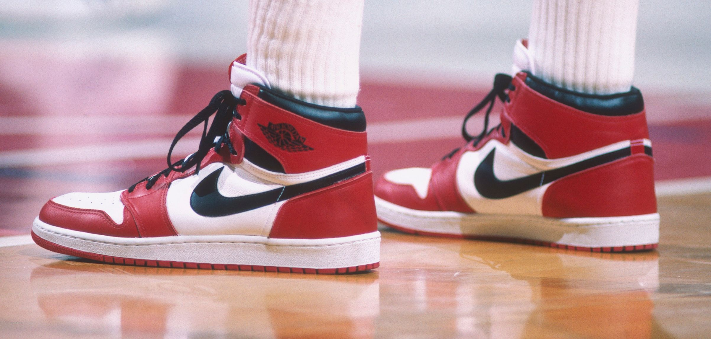 The Strange History of the Air Jordan 1