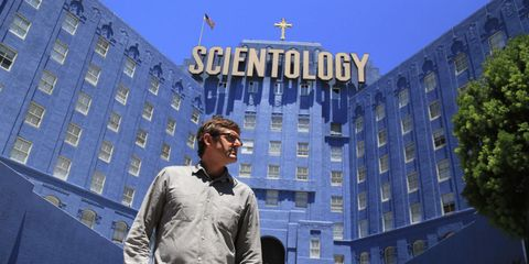 This Is How You Make a Scientology Movie with No Scientologists