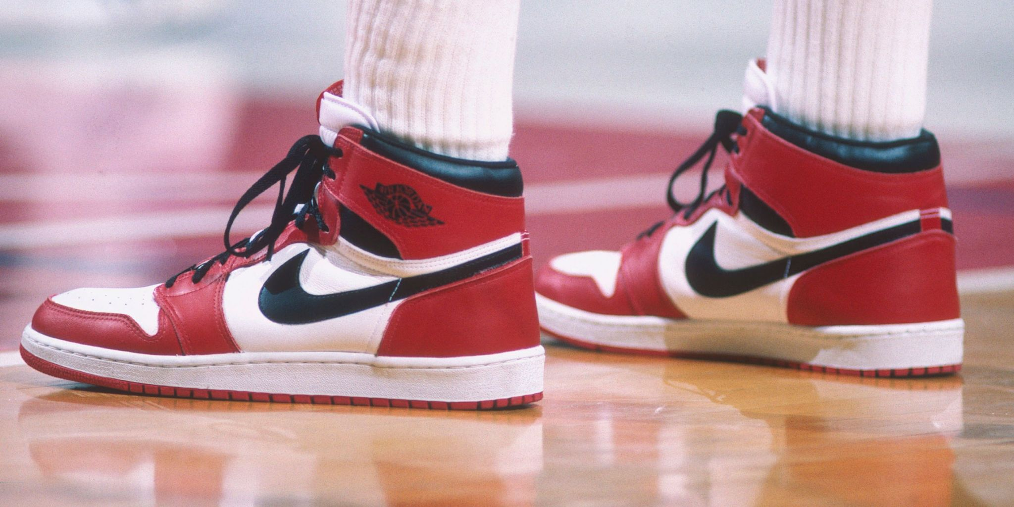 The strange story of the Air Jordan 1. By Pete Forester