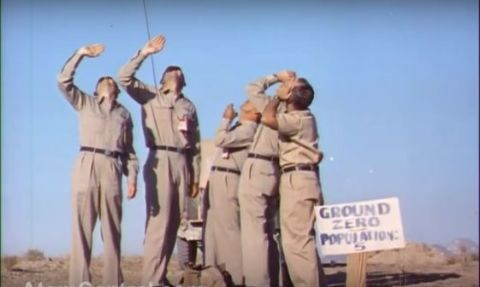 59 Years Ago Today, Five Men Volunteered to Stand Under a Nuclear Explosion