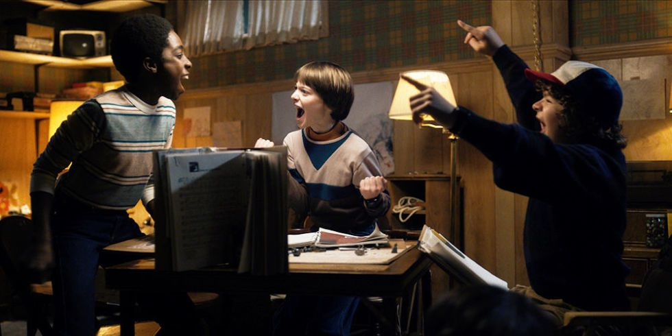 Don't Worry, Netflix Execs Know They Have to Do a Stranger Things Season Two