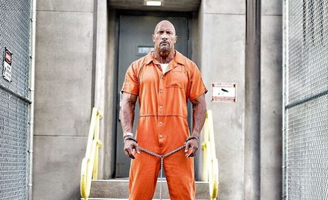 Dwayne 'The Rock' Johnson Drops Some Major Hints About His Character's Fast 8 Jail Time