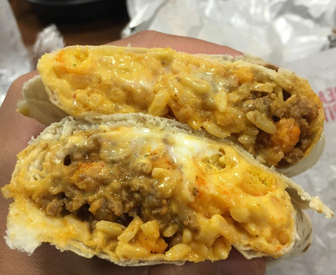 Taco Bell's Latest Menu Addition Requires a Call to Your Weed Dealer First