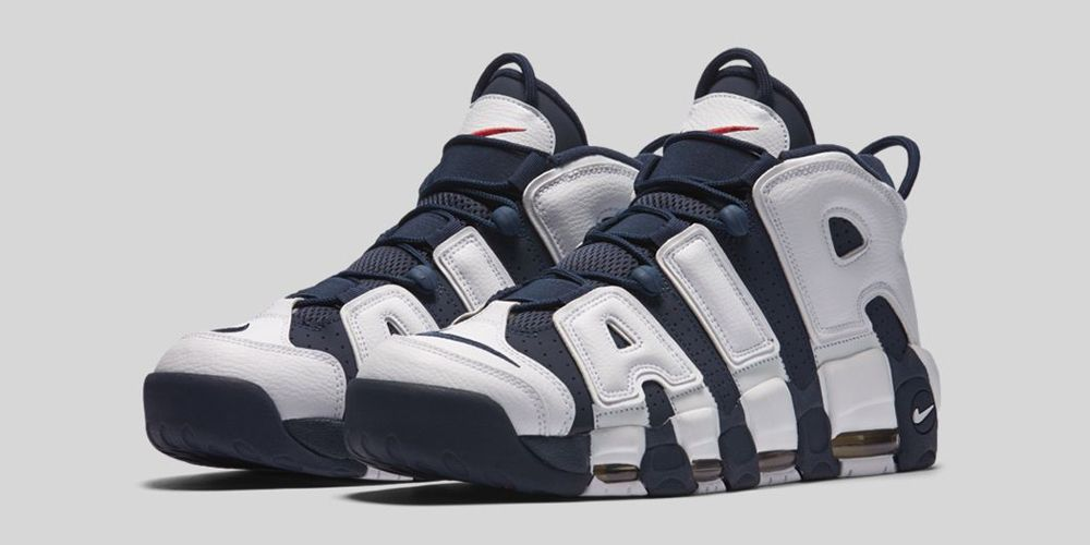 The '92 Olympic Dream Team's Best Signature Sneakers, Ranked