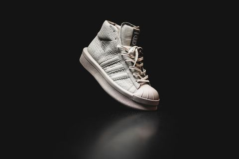 The Rick Owens x Adidas Mastodon features an upper that looks remarkably  like the Adidas ProModel 5fadc363c