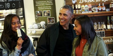 Barack Obama Is a Feminist. What Does That Make Donald Trump?
