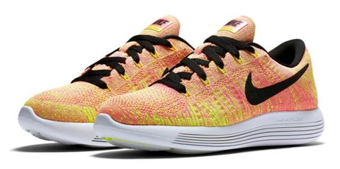 Footwear, Product, Brown, Shoe, Yellow, Orange, Photograph, White, Pink, Athletic shoe,