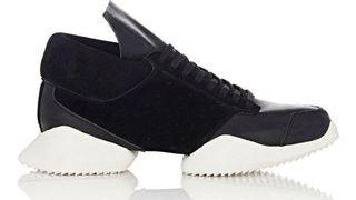 Adidas x Rick Owen Mastodon Sneakers - This Riff on the Adidas Pro ... 3974fa678