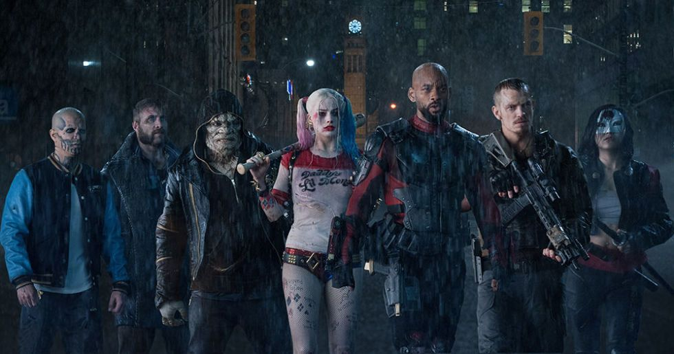 Bad Suicide Squad Reviews Are Way Better Than Suicide Squad, Which Is Bad
