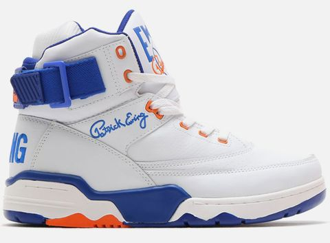 3804f878993 In the late 1980s, Patrick Ewing made history by becoming the first pro  player to be majority owner of his own company, Ewing Athletics.