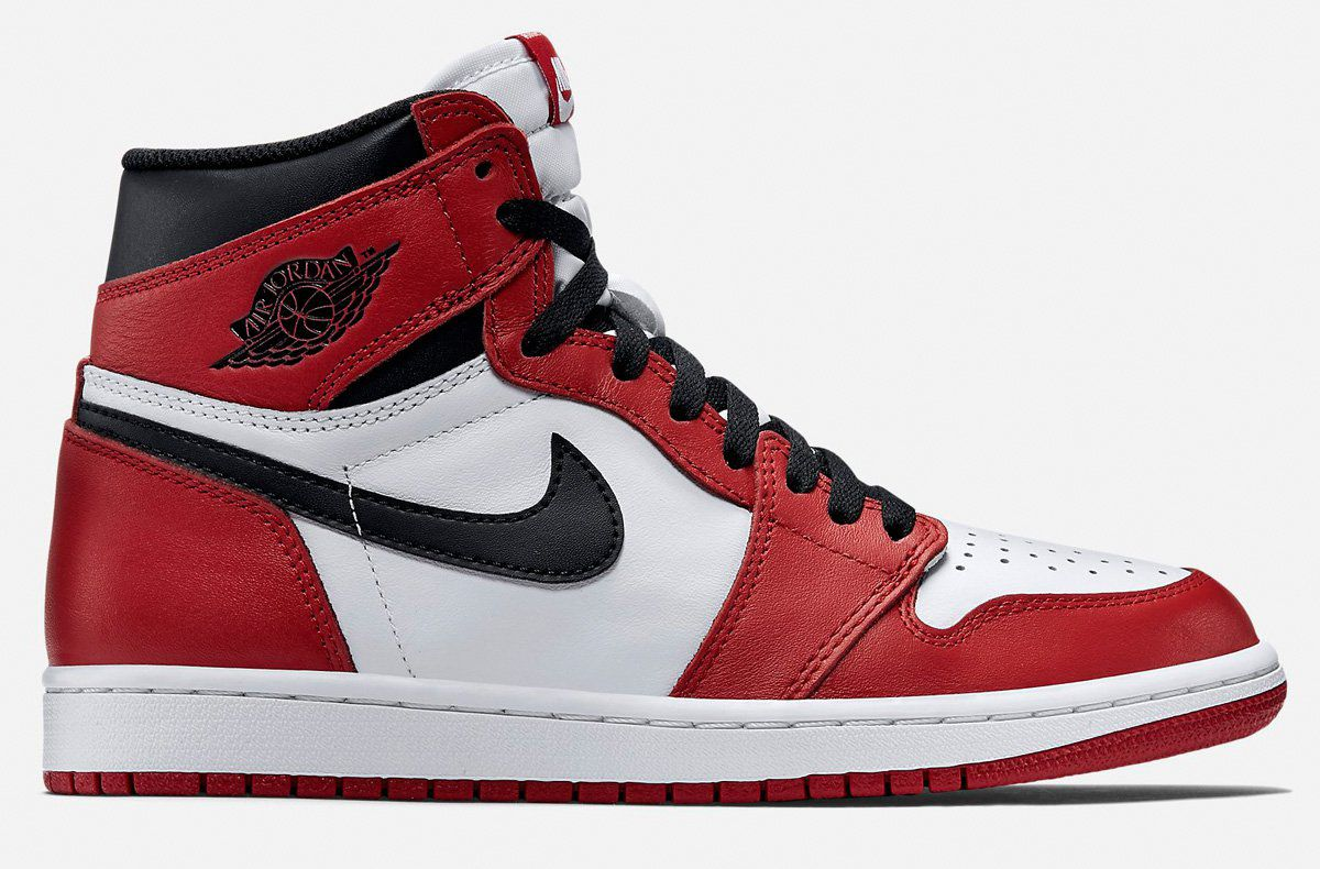 when were the first jordans released