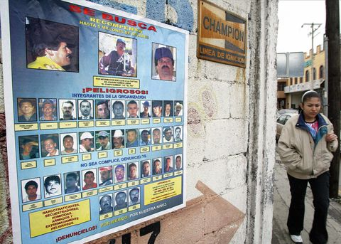 El Chapo and the Secret History of the Heroin Crisis