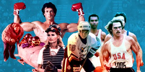 The Most Unstoppable Sports Movies of All Time