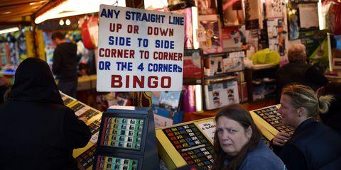 bingo parlor