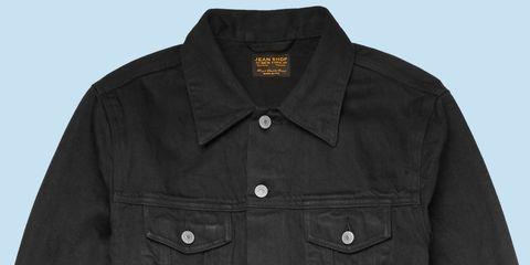Clothing, Blue, Product, Collar, Dress shirt, Sleeve, Textile, Shirt, White, Pattern,