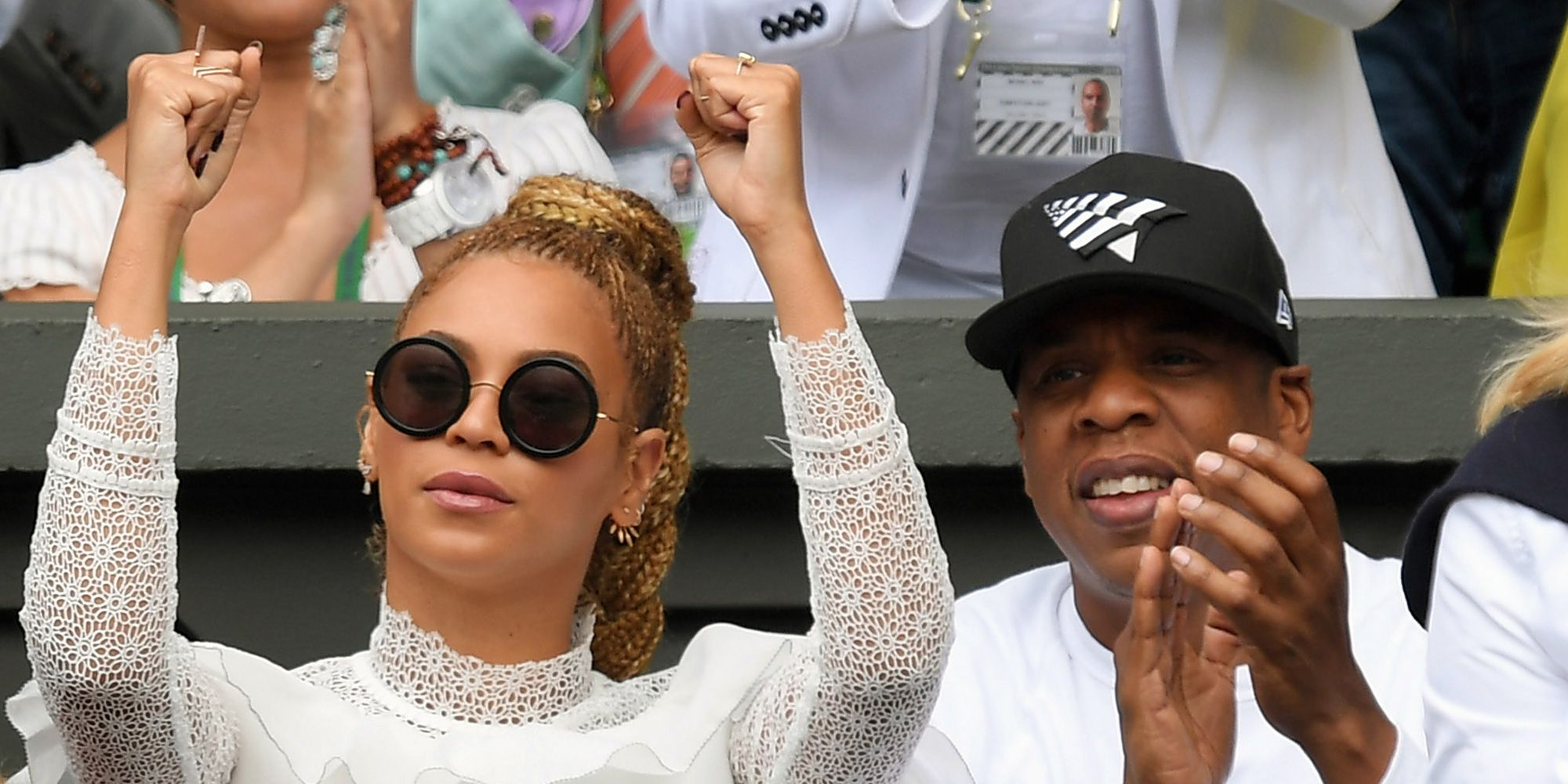 If You're Going to Match Your Partner's Clothes, Do It Like Jay and Bey