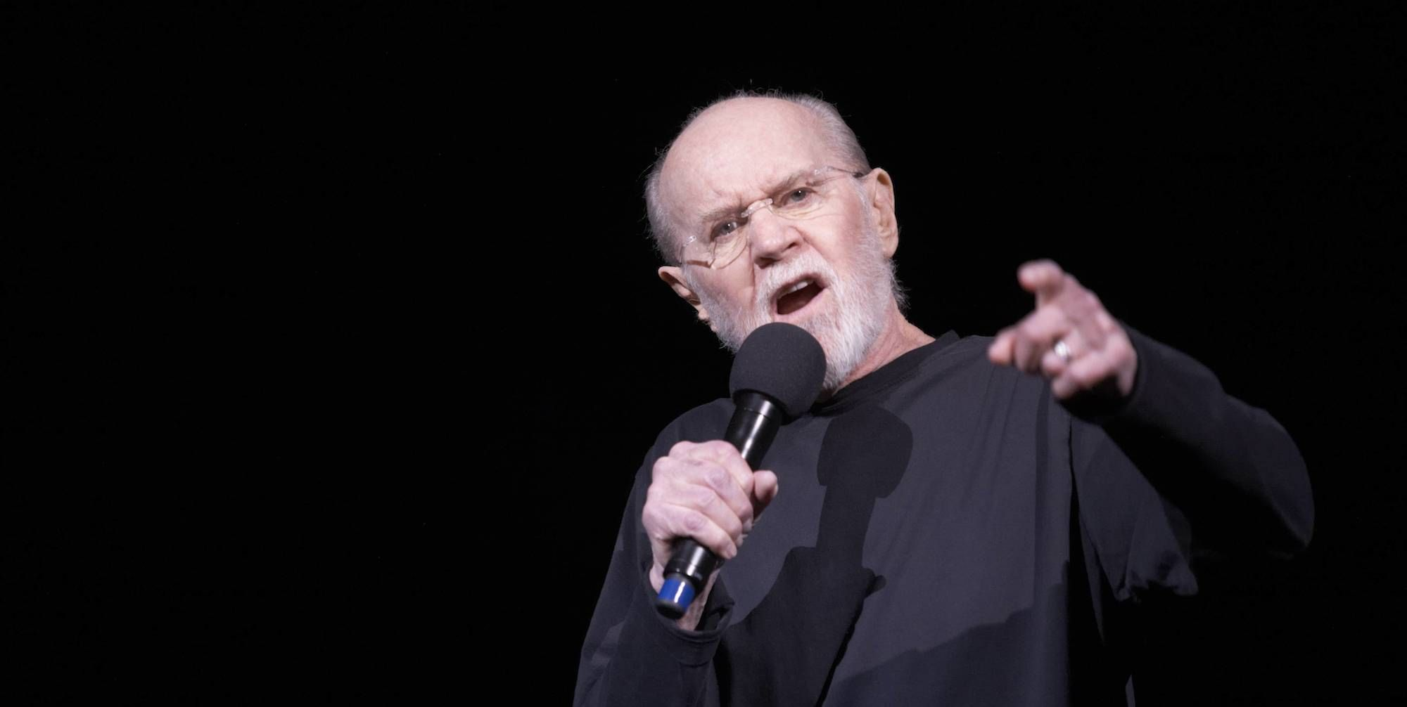 Listen to George Carlin's Infamous 9/11 Cop Rant
