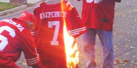 huge discount d797d a0a64 If You Burned Your Kaepernick Jersey, You Should Burn Your ...