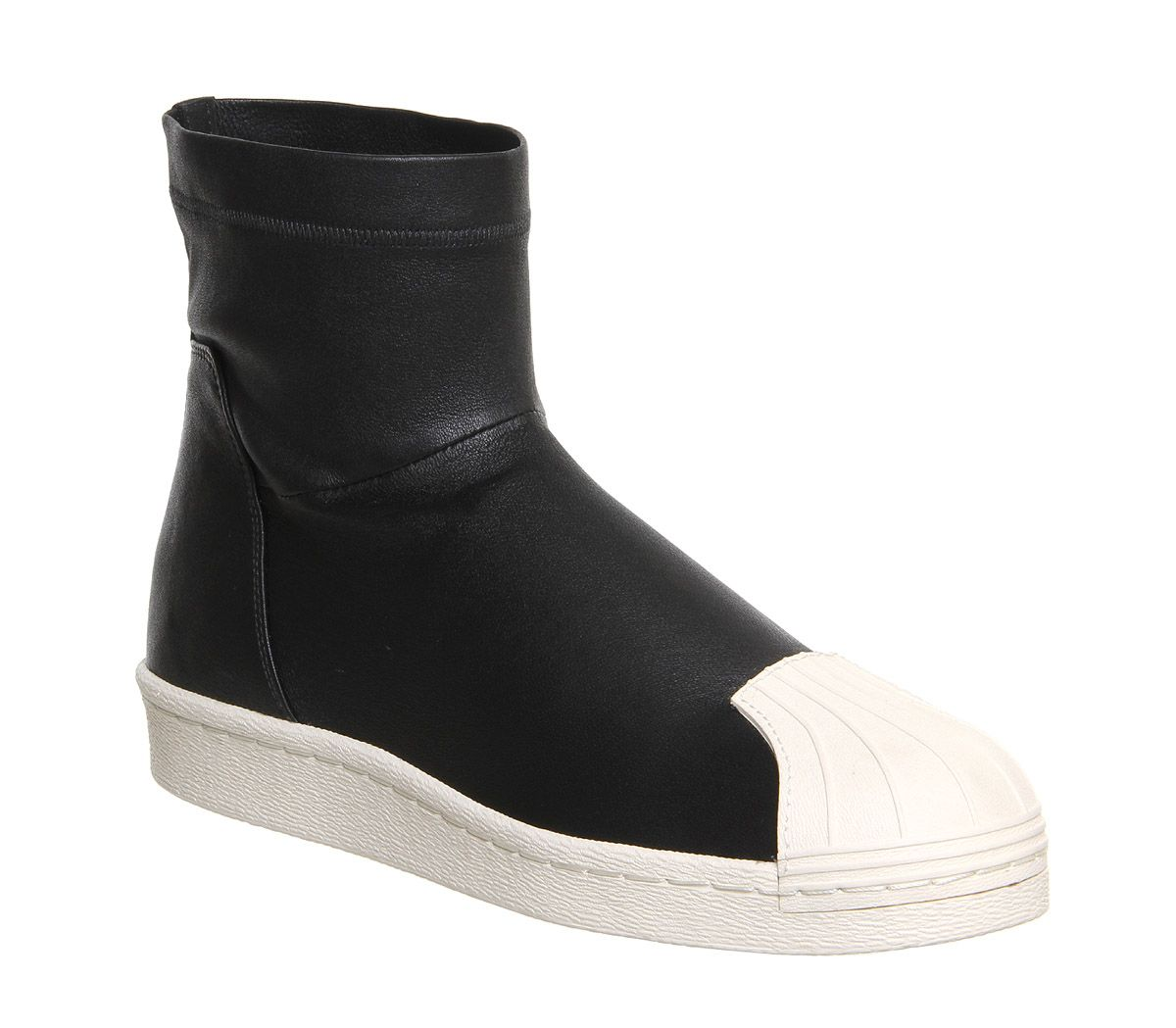 Adidas x Rick Owens Superstar Ankle Boot