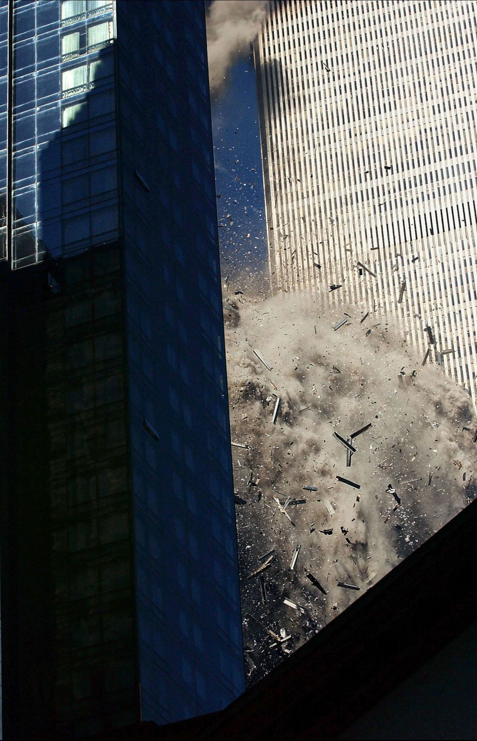 My Escape From the 81st Floor of the World Trade Center