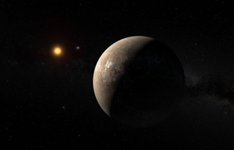 This Is How We'd Travel to the New Planet, Proxima B