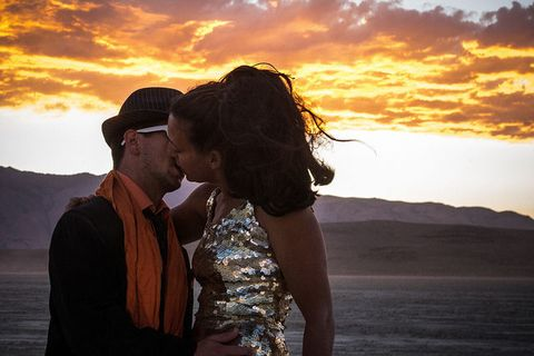 What Happens in the Orgy Dome, Burning Man's Wildest Sex Party