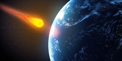 Earth Just Narrowly Missed Getting Hit by an Asteroid