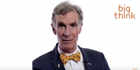 Bill Nye Just Blew Up Your Favorite Conspiracy Theory