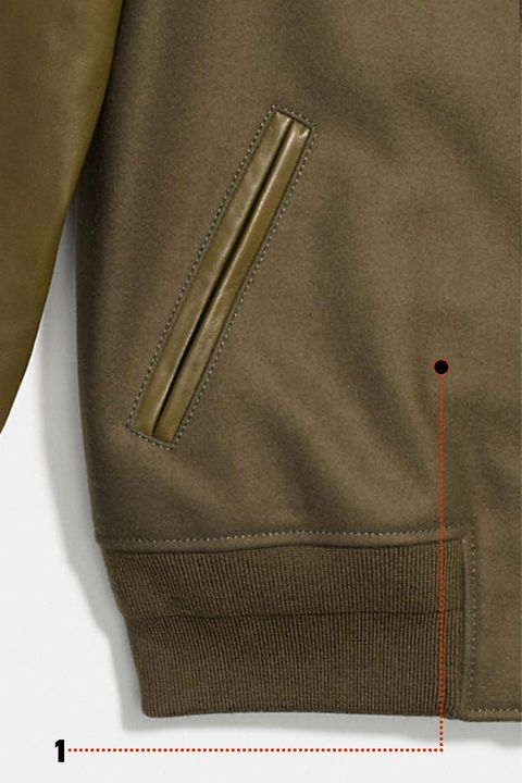 <p>Neutral tones are cropping up everywhere this season, and it's easy to see why. &nbsp;They go with just about anything and bring a&nbsp;cool factor that raises the profile of any outfit. Coach's subdued olive green is versatile and on-trend. Dress it up with a white oxford, navy chinos, and brogues, or go casual with a distressed&nbsp;T-shirt, worn-in denim, and white sneakers.&nbsp;</p>