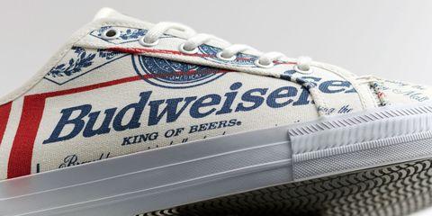 Textile, Logo, Label, Brand, Trademark, Thread, Stitch, Walking shoe,