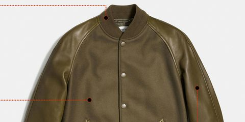 Clothing, Product, Brown, Jacket, Collar, Sleeve, Textile, Outerwear, Fashion, Black,