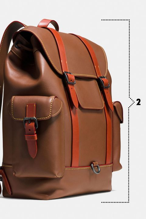 "<p>Before zipper-top designs became the norm, backpacks opened from the top with a buckled flap covering the opening. One&nbsp;part classic styling, one&nbsp;part considered proportions, the bag features a versatile rectangular main shape with outdoor-inspired symmetrical side pockets.&nbsp;<span class=""redactor-invisible-space"" data-verified=""redactor"" data-redactor-tag=""span"" data-redactor-class=""redactor-invisible-space""></span></p>"