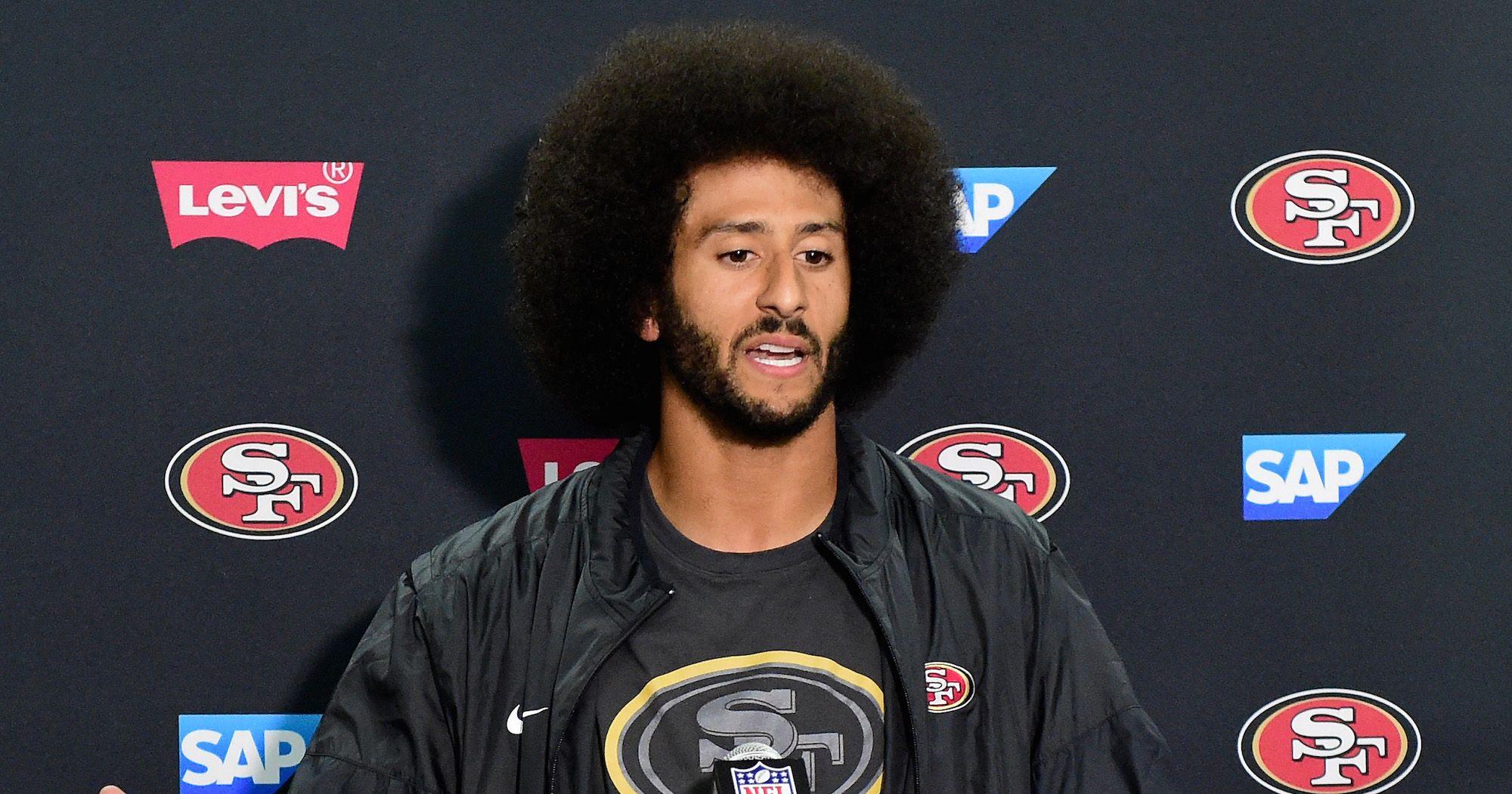 Brandon Marshall Joins Colin Kaepernick National Anthem Protest