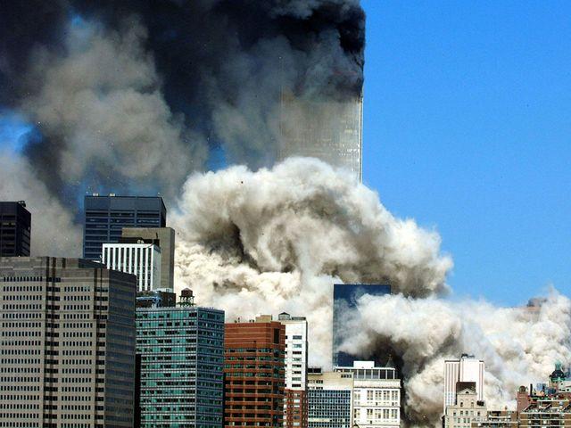 Michael Wright Interview - September 11 Survivor