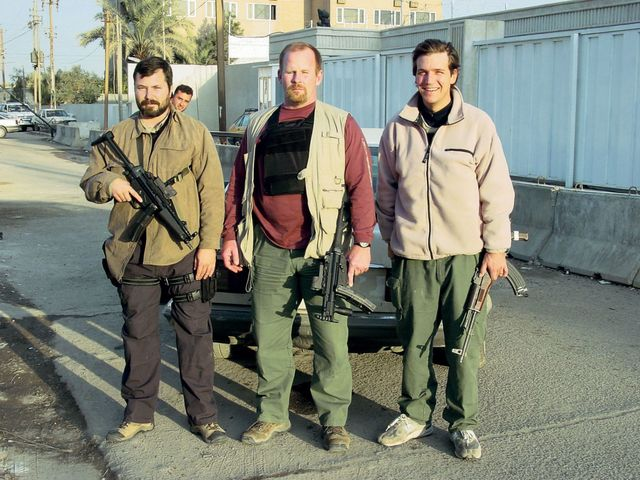 Military Contractors in Iraq - Inside the Secret Armies of Operation