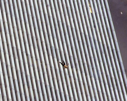 who was the falling man from 911 falling man identity