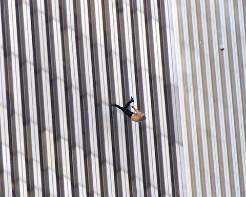 Who Was The Falling Man From 9 11 Falling Man Identity