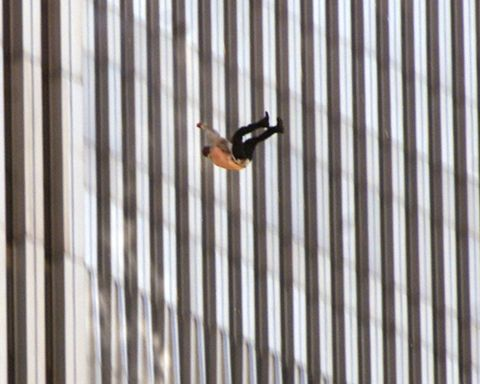 People Jumping From Wtc