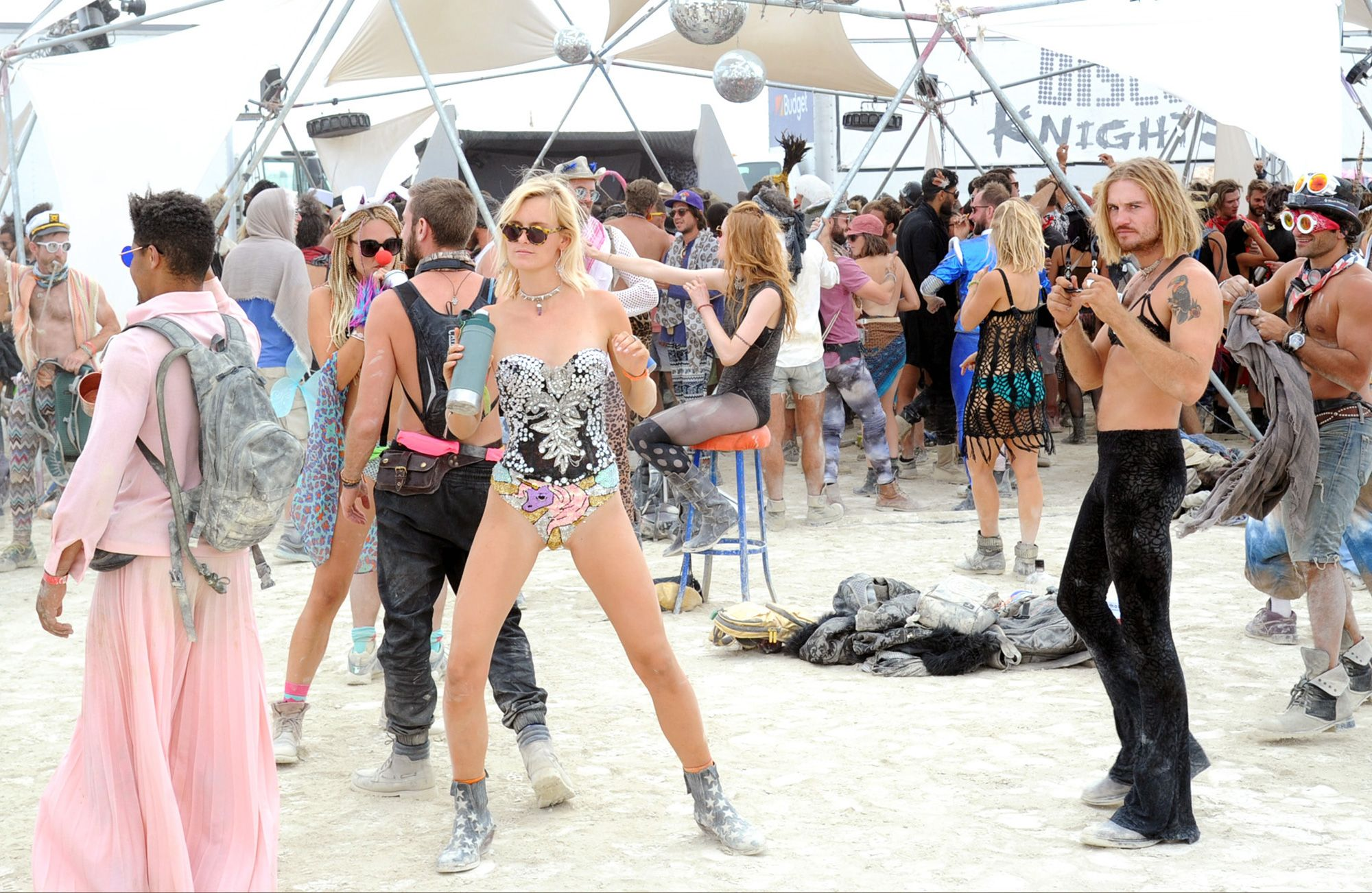 The Most Wtf Nsfw Style Moves At Burning Man