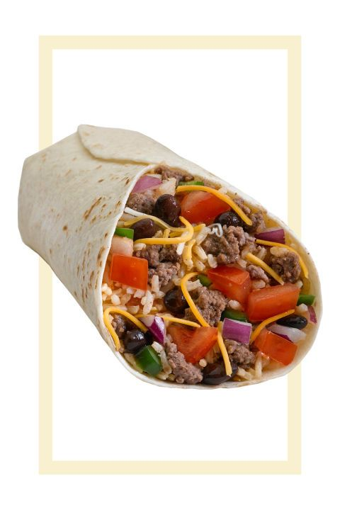 """<p>So good, so economical (extra tortilla to catch the fallout = bonus&nbsp;taco). Yet it's&nbsp;""""hard for me to find redeeming qualities,"""" says Gans. That would because one of nature's most perfect foods is&nbsp;packed with sodium and enough&nbsp;saturated fat do a *real* number on your arteries.&nbsp;</p>"""