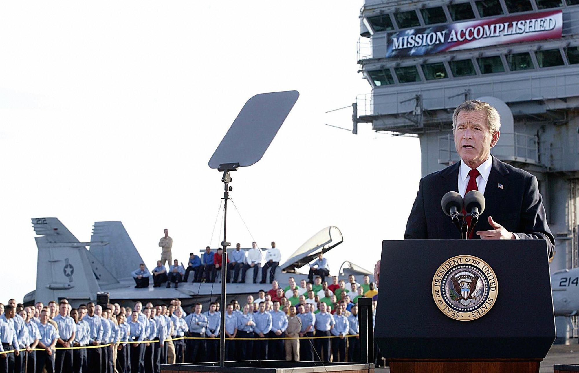 George W.'s Biographer Explains How Bush Family Failures Led to Donald Trump's Success