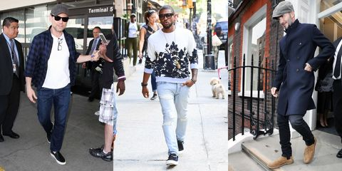 Clothing, Eyewear, Footwear, Leg, Vision care, Trousers, Denim, Jeans, Hat, Textile,