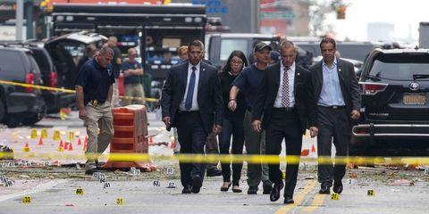 Chelsea bombing