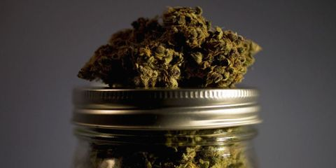 Pot Smokers Actually Have Lower BMIs